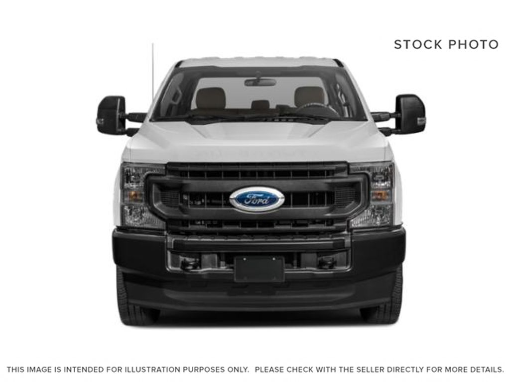 White[Oxford White] 2021 Ford Super Duty F-350 DRW Front Vehicle Photo in Dartmouth NS
