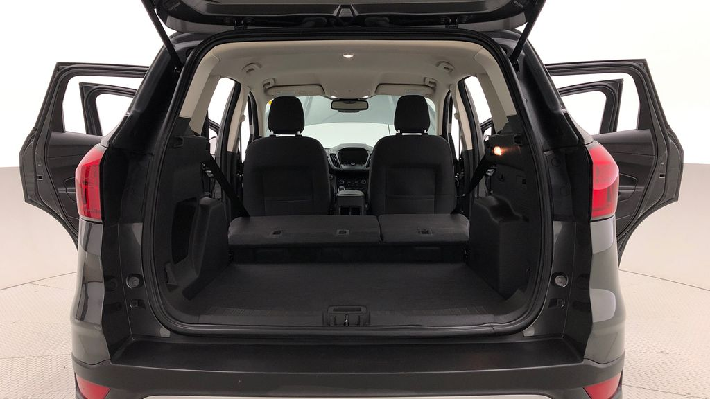 Gray[Magnetic] 2019 Ford Escape SE 4WD - Heated Seats, Backup Camera, MyFord Touch Rear Seat: Cargo/Storage Photo in Winnipeg MB