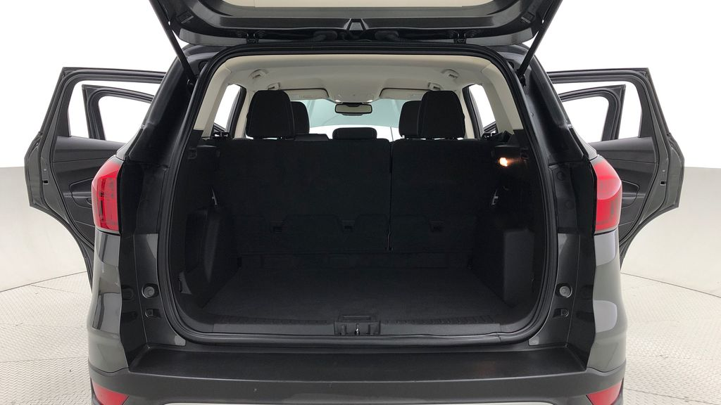 Gray[Magnetic] 2019 Ford Escape SE 4WD - Heated Seats, Backup Camera, MyFord Touch Trunk / Cargo Area Photo in Winnipeg MB