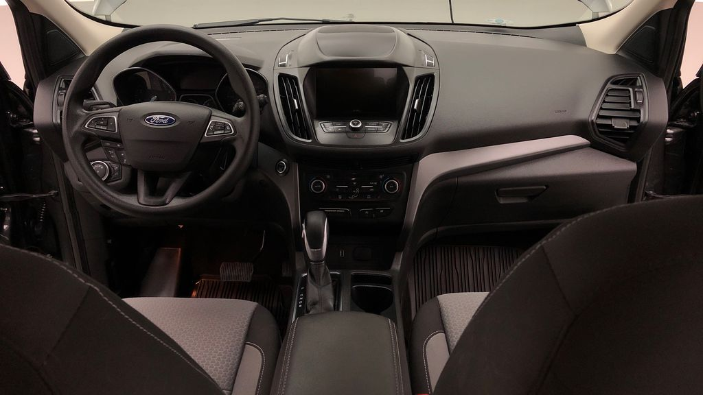 Gray[Magnetic] 2019 Ford Escape SE 4WD - Heated Seats, Backup Camera, MyFord Touch Central Dash Options Photo in Winnipeg MB