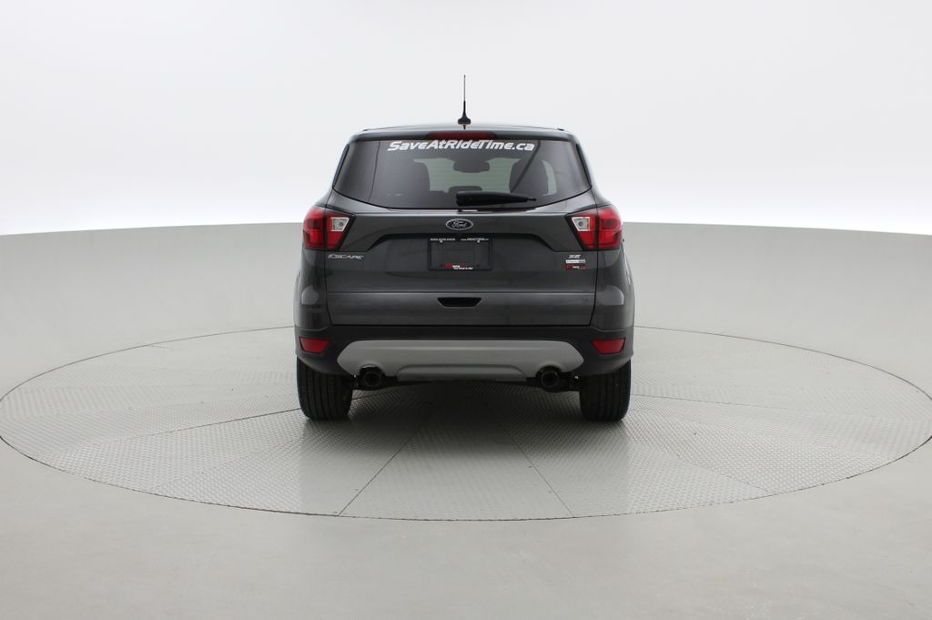 Gray[Magnetic] 2019 Ford Escape SE 4WD - Heated Seats, Backup Camera, MyFord Touch Rear of Vehicle Photo in Winnipeg MB