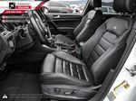 White - Oryx White Pearl 2016 Volkswagen Golf R Left Front Seat Photo in Kelowna BC