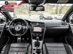 White - Oryx White Pearl 2016 Volkswagen Golf R Front Vehicle Photo in Kelowna BC