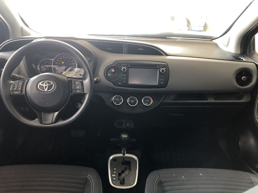 Grey 2018 Toyota Yaris Hatchback LE Third Row Seat or Additional  Photo in Edmonton AB
