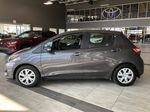 Grey 2018 Toyota Yaris Hatchback LE Left Side Photo in Edmonton AB