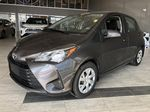 Grey 2018 Toyota Yaris Hatchback LE Left Side Rear Seat  Photo in Edmonton AB