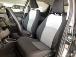 Grey 2018 Toyota Yaris Hatchback LE Right Rear Side Body Line Photo in Edmonton AB