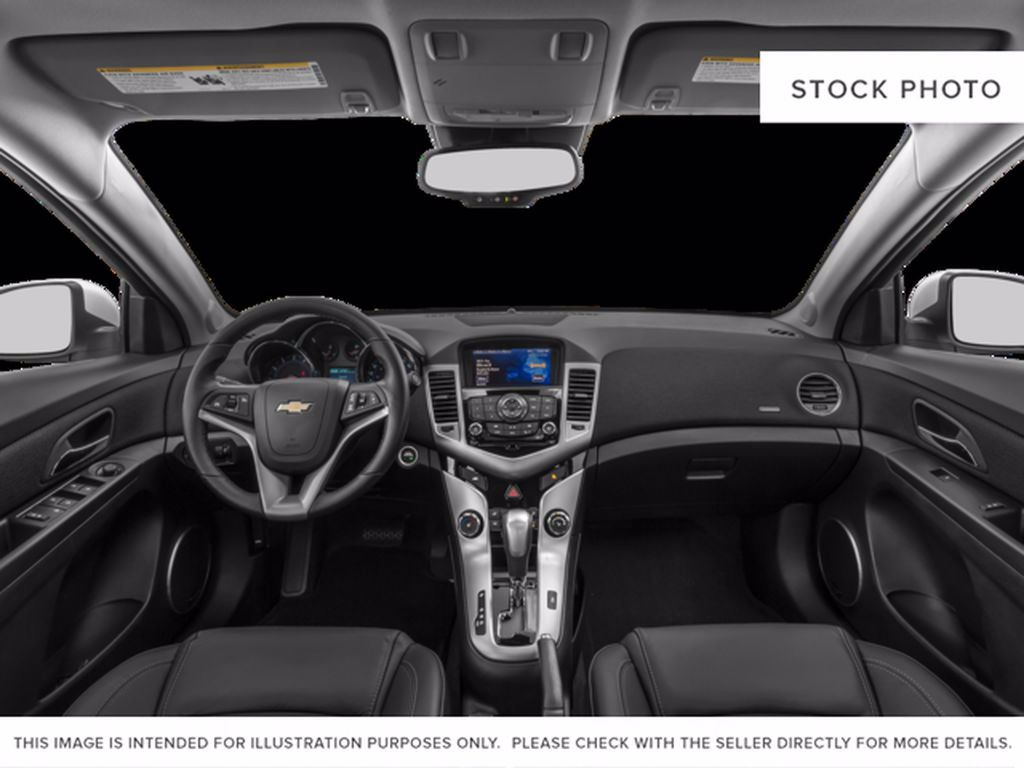 Silver[Silver Ice Metallic] 2016 Chevrolet Cruze Limited Sunroof Photo in Brandon MB