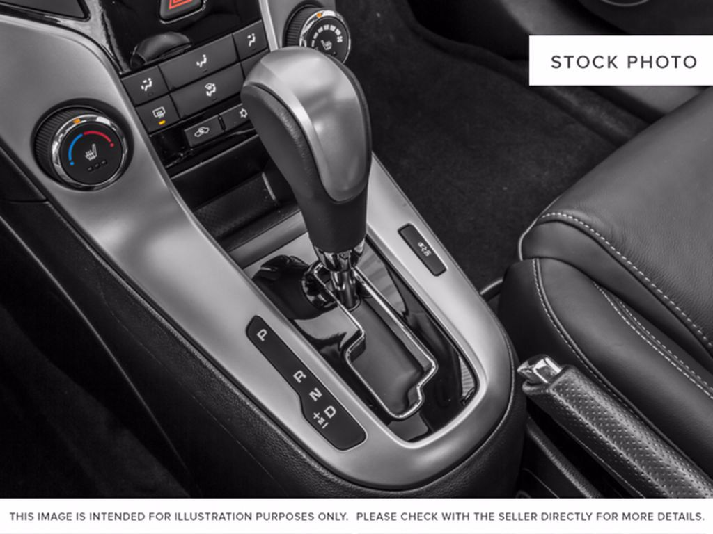 Silver[Silver Ice Metallic] 2016 Chevrolet Cruze Limited Front Vehicle Photo in Brandon MB
