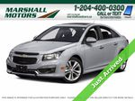Silver[Silver Ice Metallic] 2016 Chevrolet Cruze Limited Primary Photo in Brandon MB