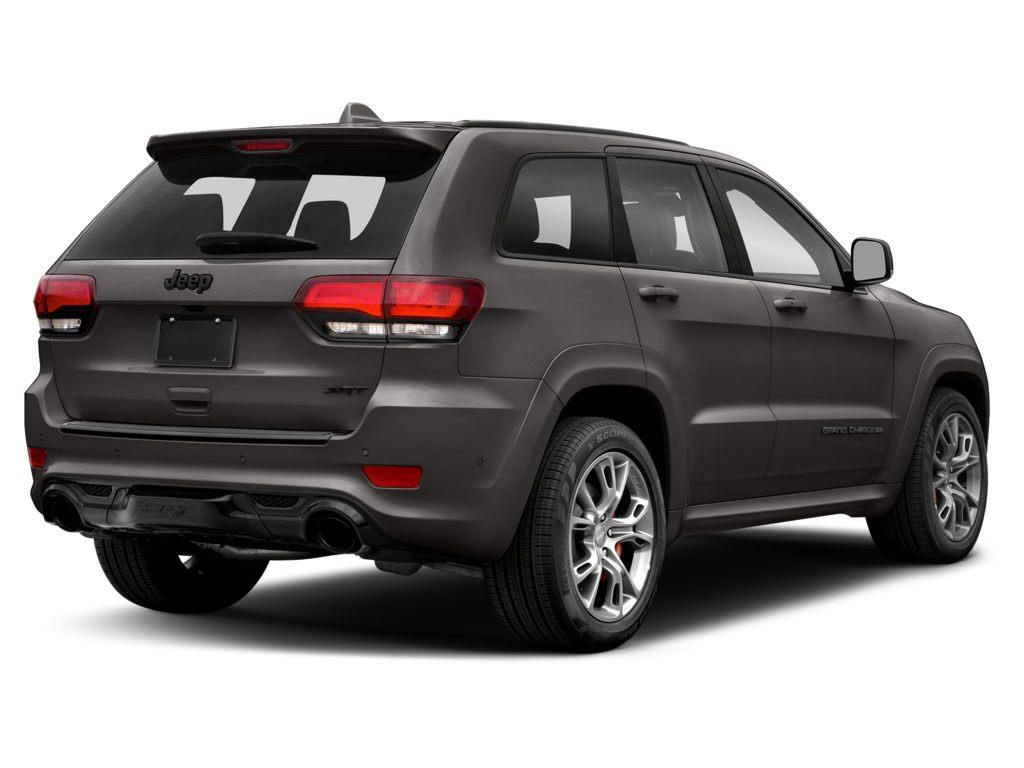 Grey 2019 Jeep Grand Cherokee Left Front Rim and Tire Photo in Fort Macleod AB