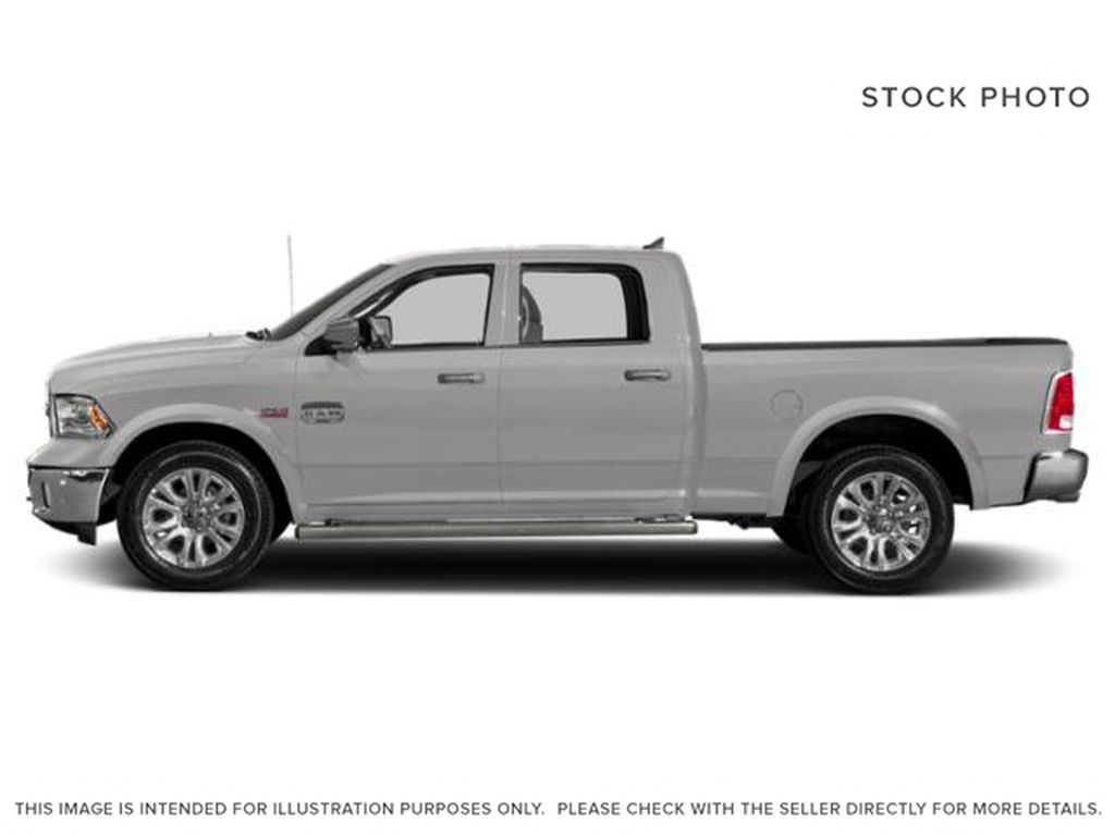 Silver[Bright Silver Metallic] 2018 Ram 1500 Left Side Photo in Fort Macleod AB