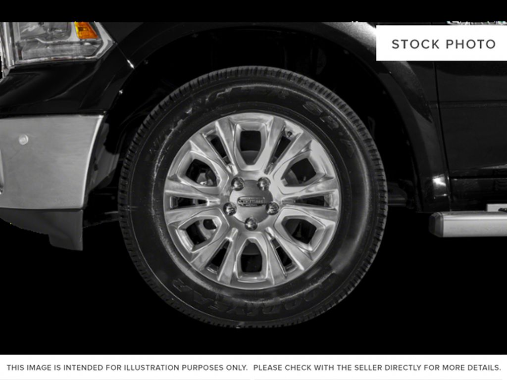 Silver[Bright Silver Metallic] 2018 Ram 1500 Left Front Rim and Tire Photo in Fort Macleod AB