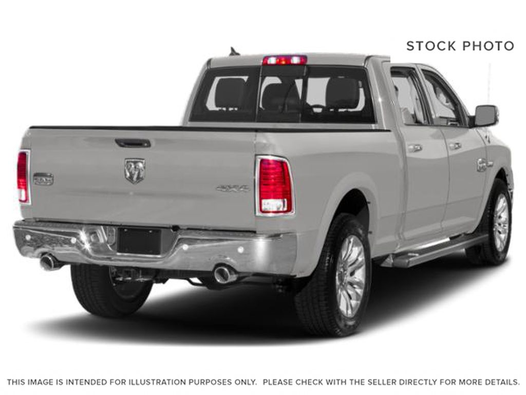 Silver[Bright Silver Metallic] 2018 Ram 1500 Right Rear Corner Photo in Fort Macleod AB