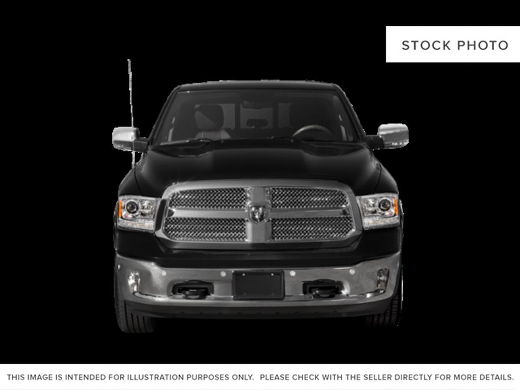 Silver[Bright Silver Metallic] 2018 Ram 1500 Front Vehicle Photo in Fort Macleod AB