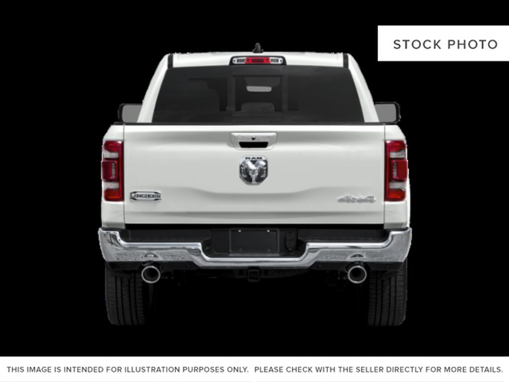 Red[Red Pearl] 2019 Ram 1500 Rear of Vehicle Photo in Fort Macleod AB