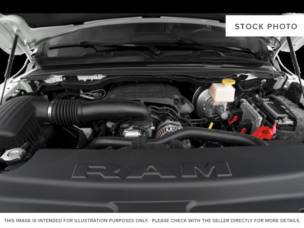 Red[Red Pearl] 2019 Ram 1500 Engine Compartment Photo in Fort Macleod AB
