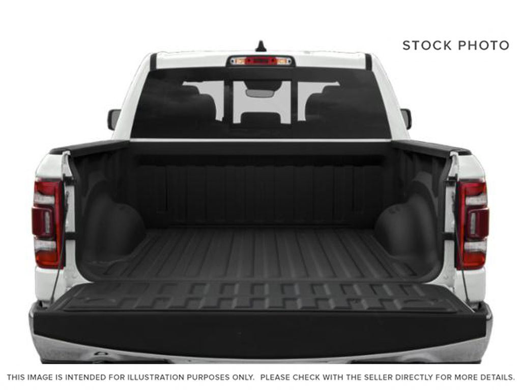Red[Red Pearl] 2019 Ram 1500 Trunk / Cargo Area Photo in Fort Macleod AB