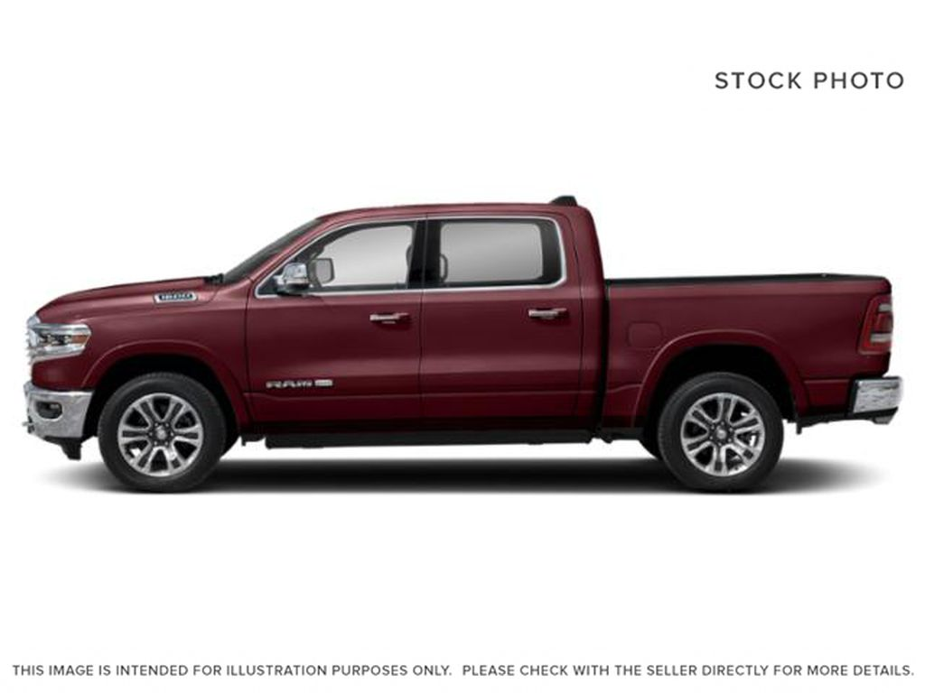 Red[Red Pearl] 2019 Ram 1500 Left Side Photo in Fort Macleod AB