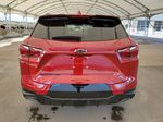 Red 2021 Chevrolet Blazer Apple Carplay/Android Auto Photo in Airdrie AB