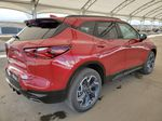 Red 2021 Chevrolet Blazer Trunk / Cargo Area Photo in Airdrie AB