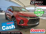 Red 2021 Chevrolet Blazer Primary Listing Photo in Airdrie AB