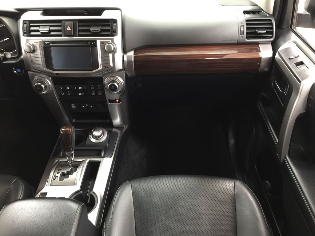 Gray[Magnetic Grey Metallic] 2018 Toyota 4Runner LIMITED Right Front Seat Photo in Sherwood Park AB