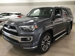 Gray[Magnetic Grey Metallic] 2018 Toyota 4Runner LIMITED Left Front Corner Photo in Sherwood Park AB