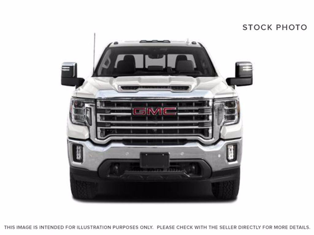 White[Summit White] 2020 GMC Sierra 2500HD Left Front Rim and Tire Photo in Brandon MB