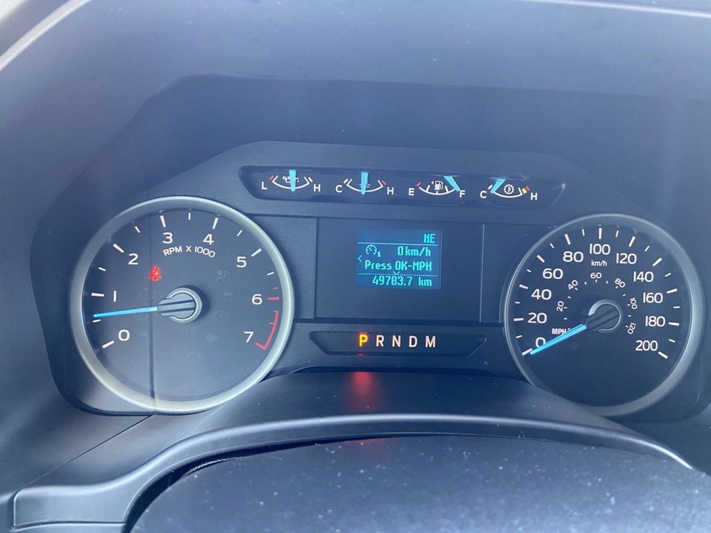 Blue[Blue Jeans Metallic] 2018 Ford F-150 Front Vehicle Photo in Brandon MB