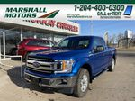 Blue[Blue Jeans Metallic] 2018 Ford F-150 Primary Photo in Brandon MB