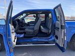 Blue[Blue Jeans Metallic] 2018 Ford F-150 Left Front Rim and Tire Photo in Brandon MB