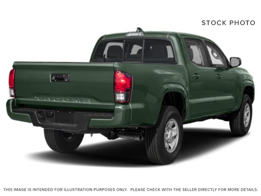 Green[Army Green] 2021 Toyota Tacoma Right Rear Corner Photo in Beverly Hills NU