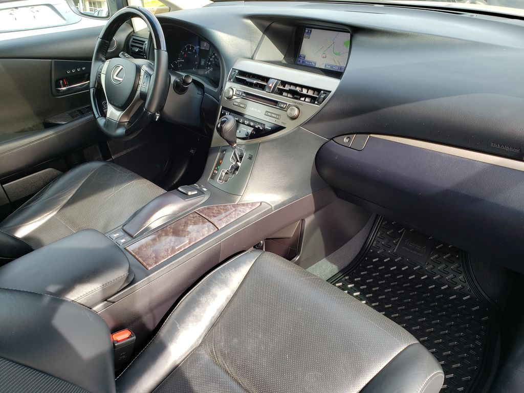 Gray[Nebula Grey Pearl] 2015 Lexus RX 350 Right Front Interior Door Panel Photo in Kelowna BC