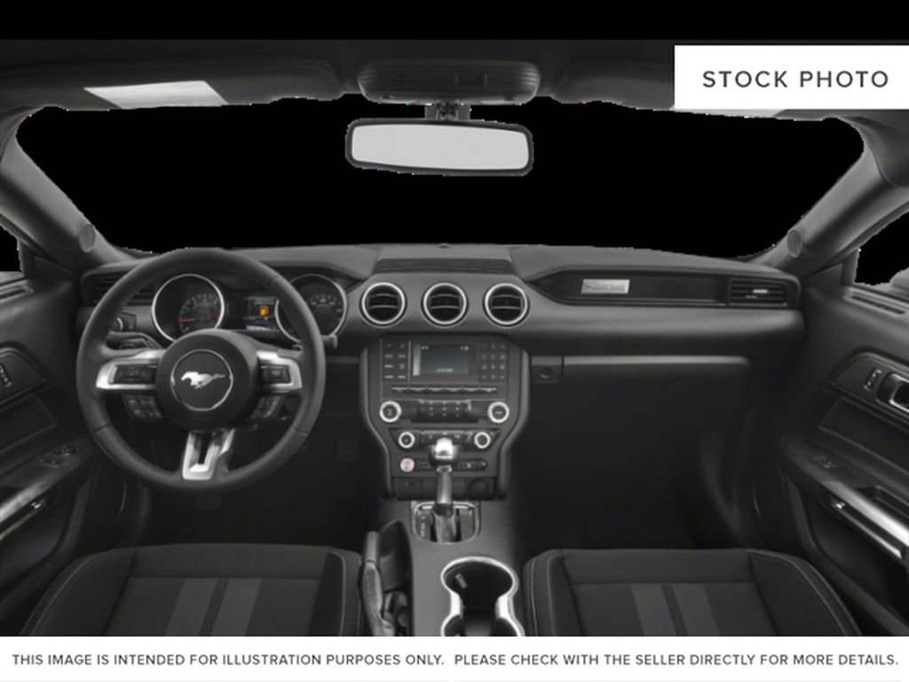 Blue[Antimatter Blue Metallic] 2021 Ford Mustang Central Dash Options Photo in Dartmouth NS