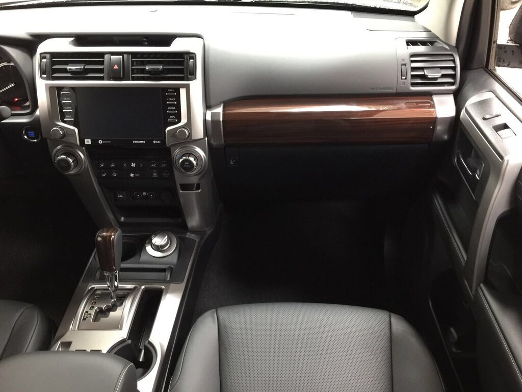 Black[Midnight Black Metallic] 2021 Toyota 4Runner Limited Right Front Seat Photo in Sherwood Park AB