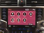 Black[Midnight Black Metallic] 2021 Toyota 4Runner Limited Infotainment Closeup Photo in Sherwood Park AB