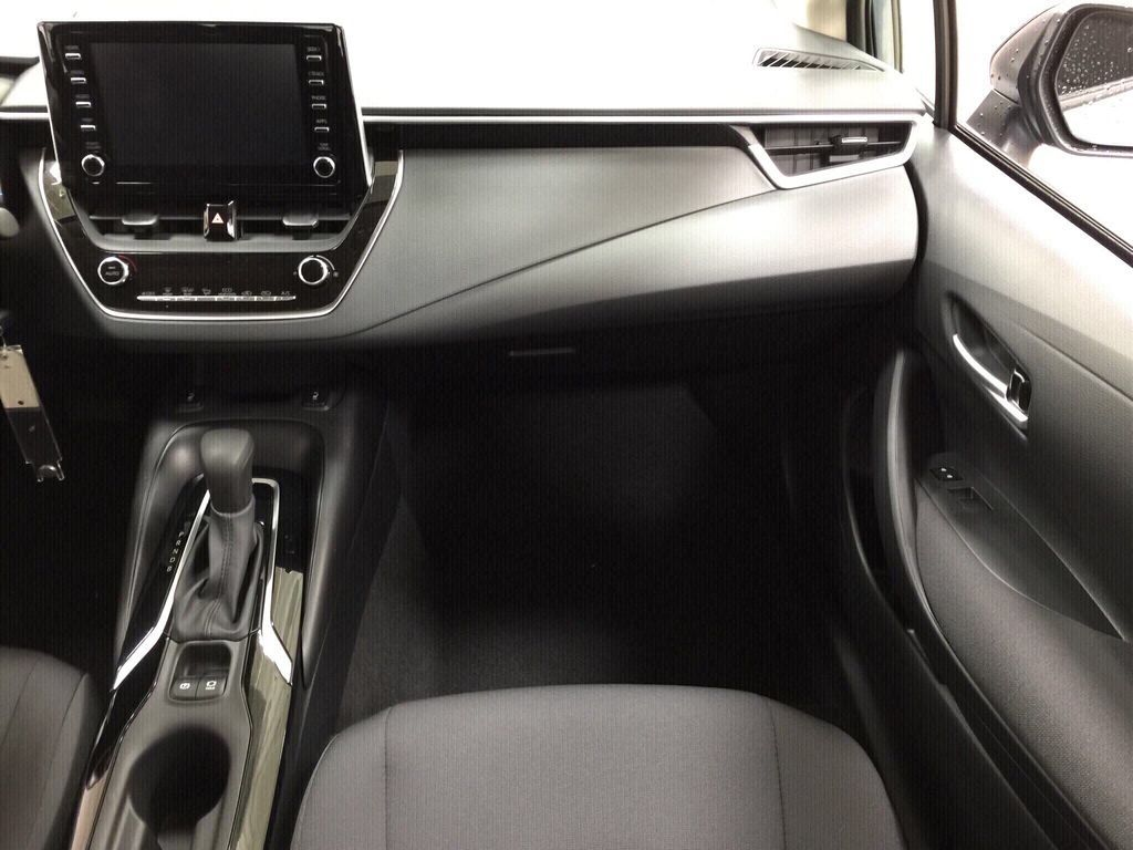 Gray[Celestite] 2021 Toyota Corolla LE Right Front Seat Photo in Sherwood Park AB