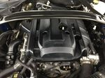 Blue[Kona Blue] 2018 Ford Mustang Ecoboost Engine Compartment Photo in Sherwood Park AB