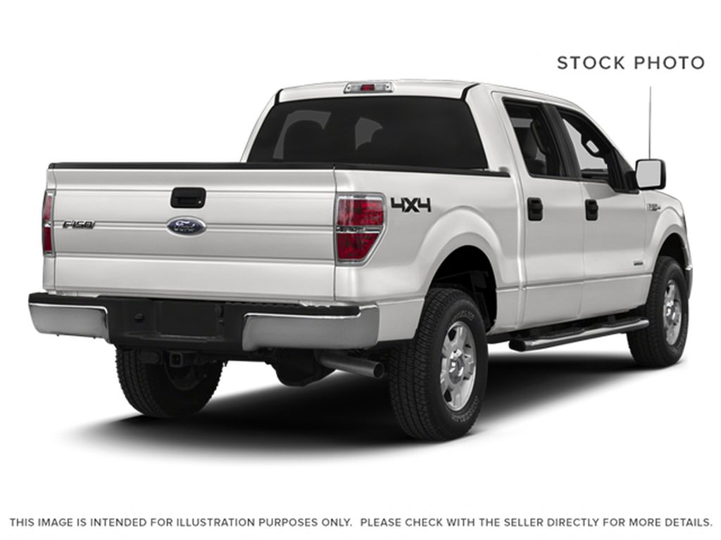 White[Oxford White] 2013 Ford F-150 Right Rear Corner Photo in Fort Macleod AB