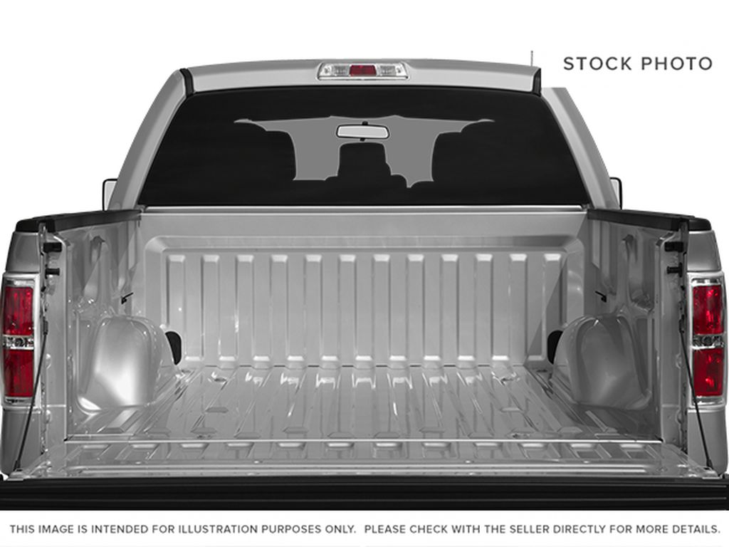 White[Oxford White] 2013 Ford F-150 Trunk / Cargo Area Photo in Fort Macleod AB