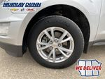 Silver[Silver Ice Metallic] 2016 Chevrolet Equinox LT Left Front Rim and Tire Photo in Nipawin SK