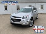Silver[Silver Ice Metallic] 2016 Chevrolet Equinox LT Primary Photo in Nipawin SK