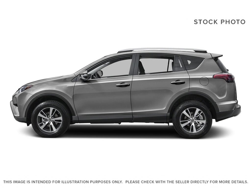 Silver[Silver Sky Metallic] 2017 Toyota RAV4 Left Front Rim and Tire Photo in Brockville ON