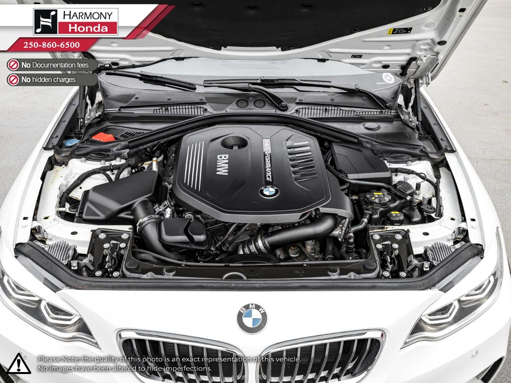 2018 BMW 2 Series Right Side Photo in Kelowna BC