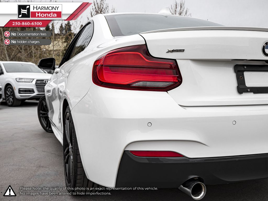 2018 BMW 2 Series Third Row Seat or Additional  Photo in Kelowna BC