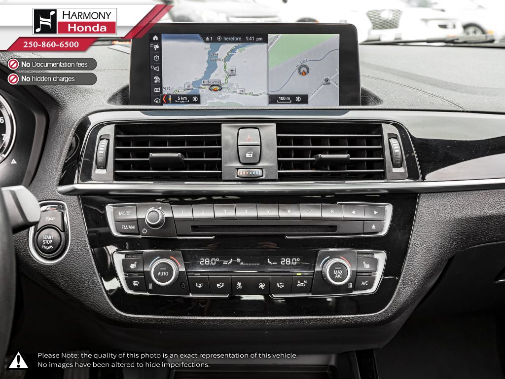 2018 BMW 2 Series Left Driver Controlled Options Photo in Kelowna BC
