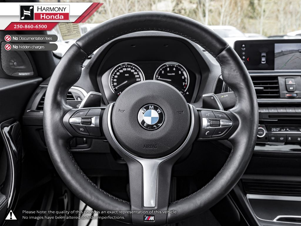 2018 BMW 2 Series Left Front Head Light / Bumper and Grill in Kelowna BC