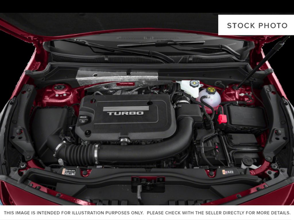 White[Crystal White Tricoat] 2019 Cadillac XT4 Engine Compartment Photo in Edmonton AB