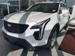 White[Crystal White Tricoat] 2019 Cadillac XT4 Left Front Corner Photo in Edmonton AB